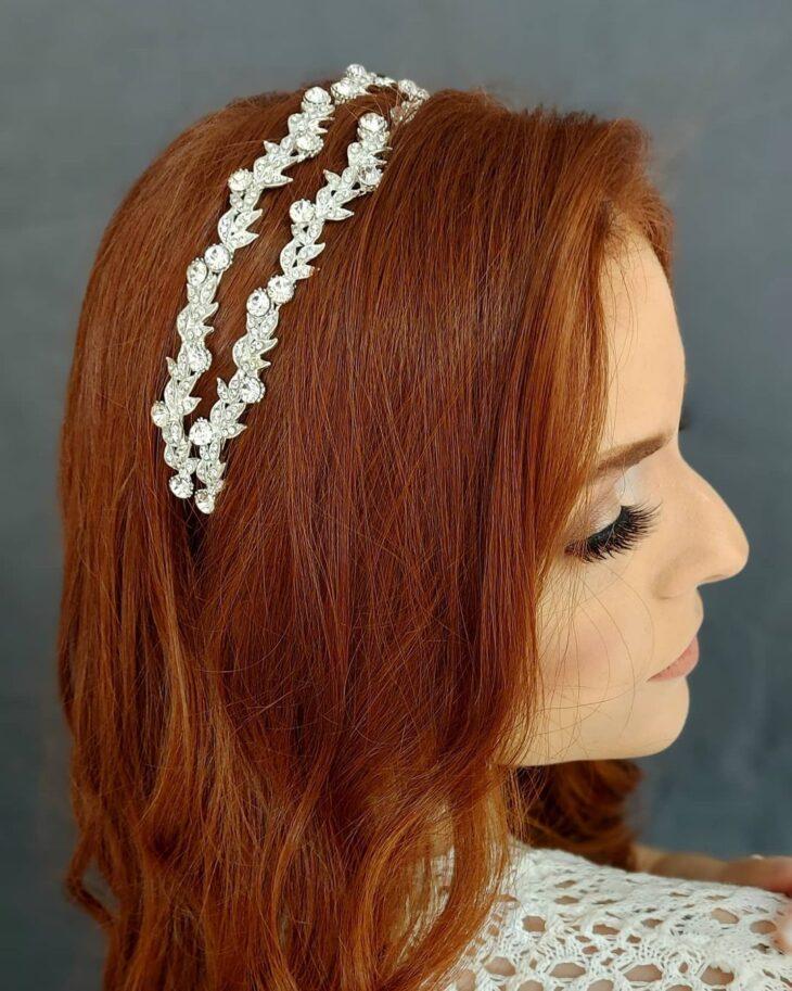 penteados com tiara 45
