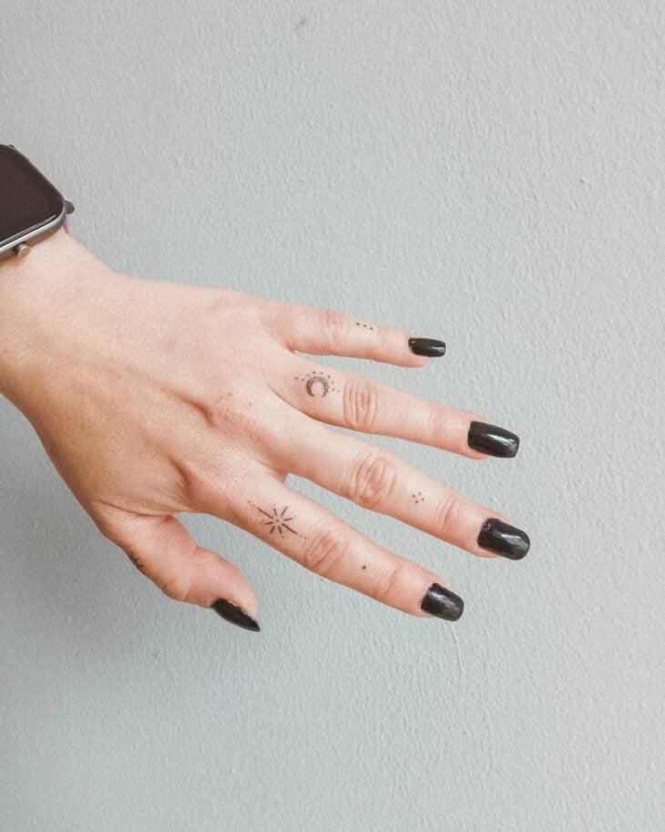 tatuagem de lua 11