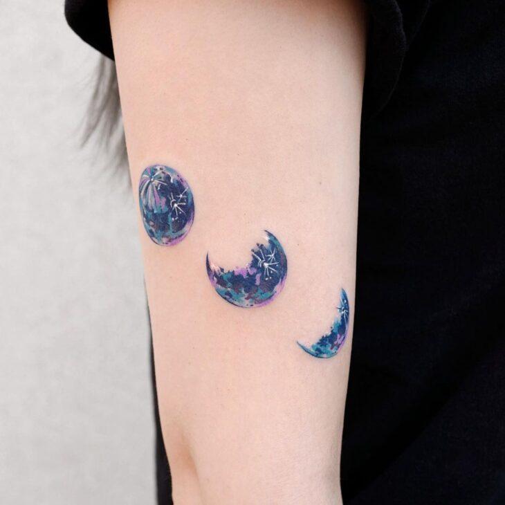 tatuagem de lua 21