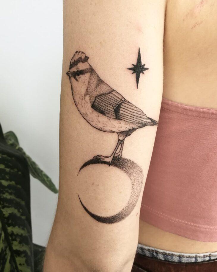 tatuagem de lua 23