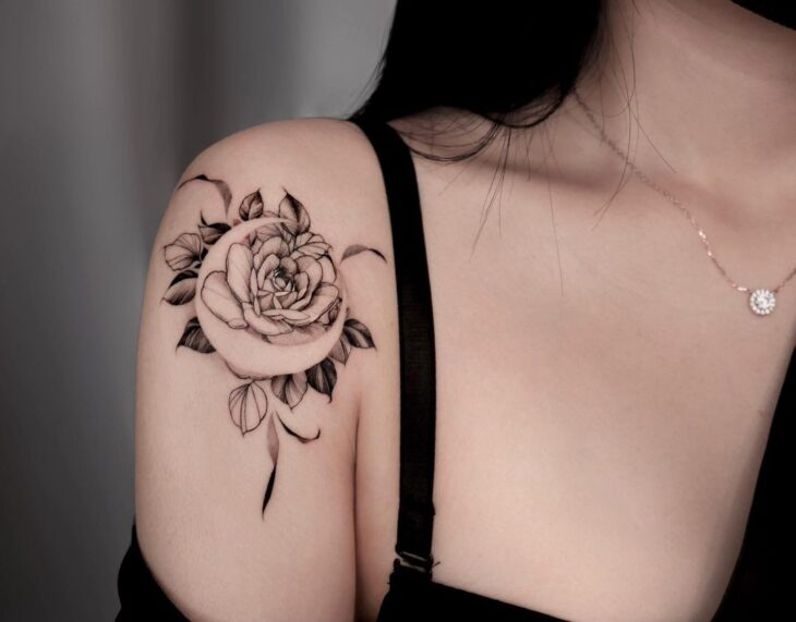 tatuagem de lua 8