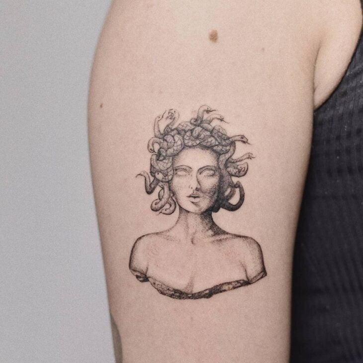 tatuagem de medusa 10