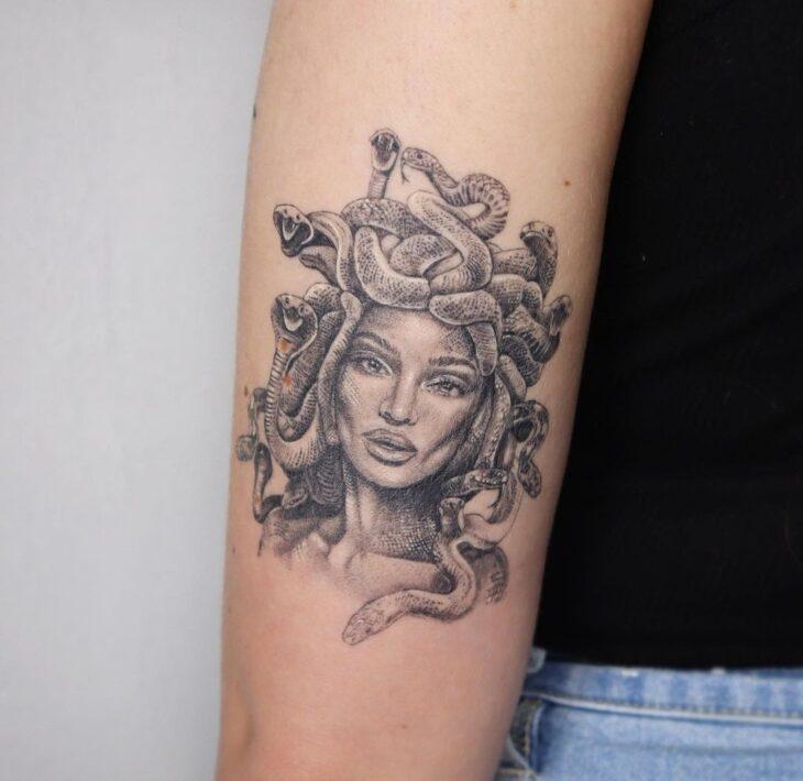 tatuagem de medusa 12