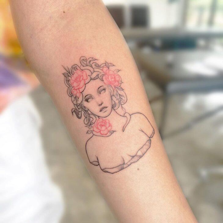 tatuagem de medusa 20