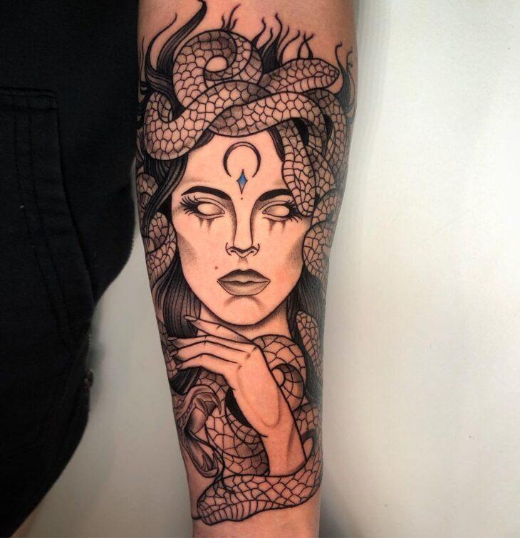 tatuagem de medusa 3