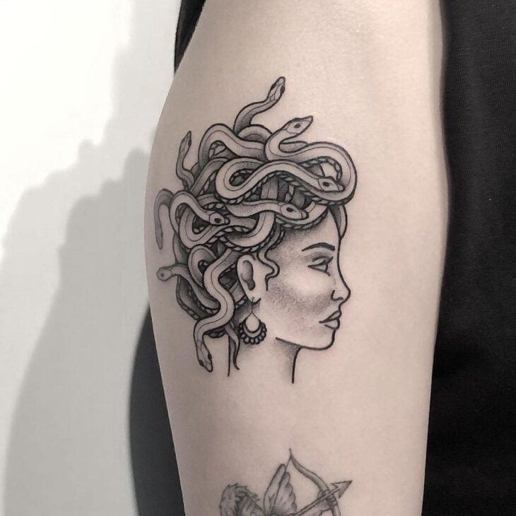 tatuagem de medusa 49