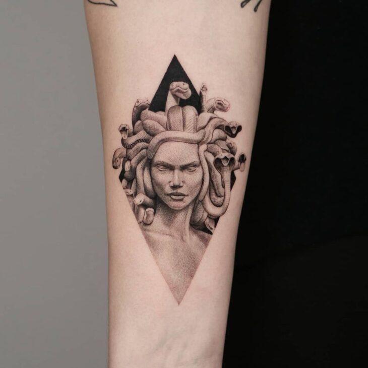 tatuagem de medusa 6