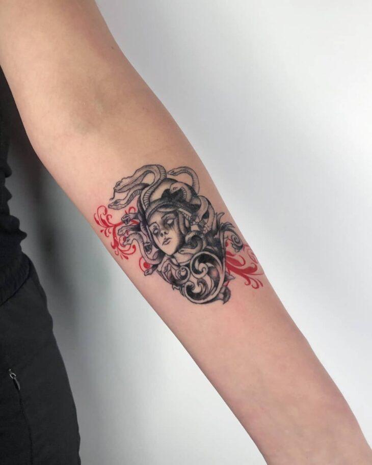 tatuagem de medusa 7