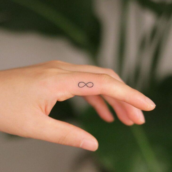 tatuagem de infinito 1