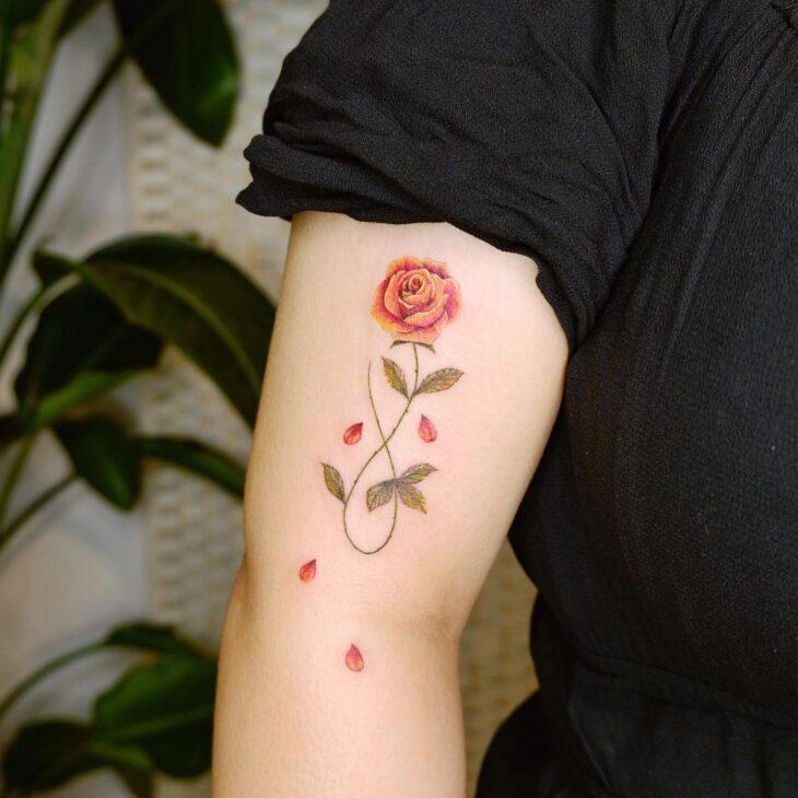 tatuagem de infinito 13