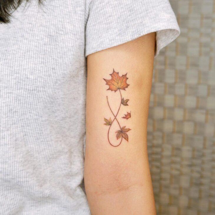 tatuagem de infinito 41