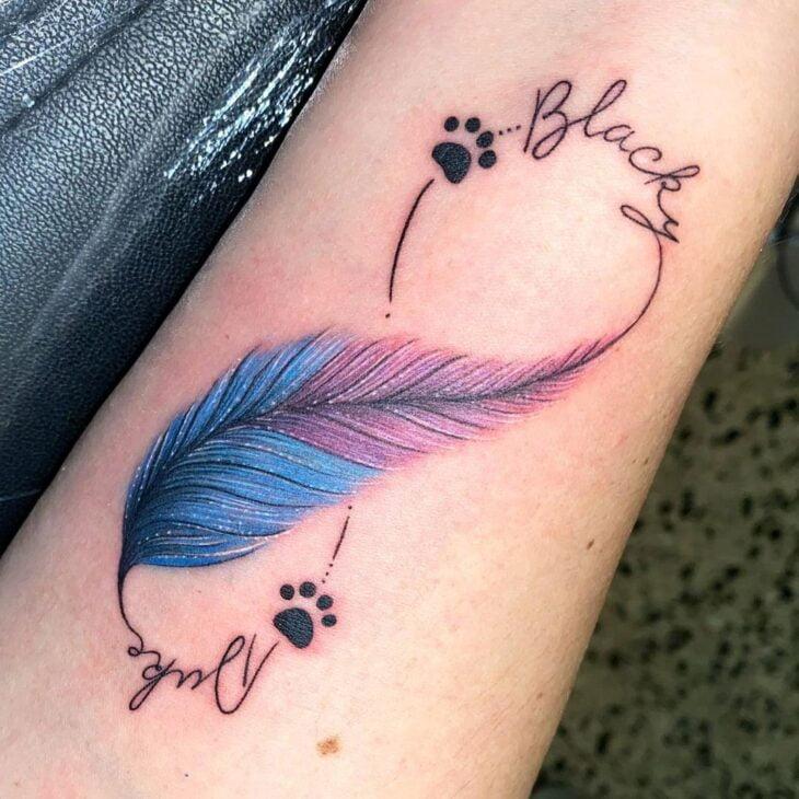 tatuagem de infinito 54