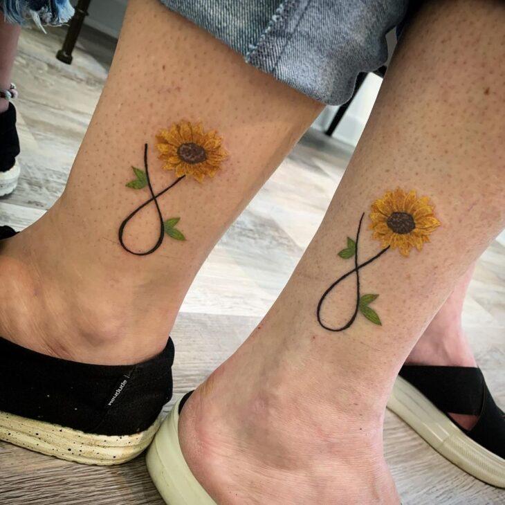 tatuagem de infinito 63