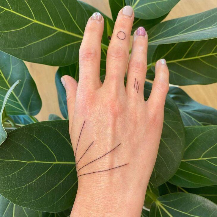 tatuagem no dedo 26