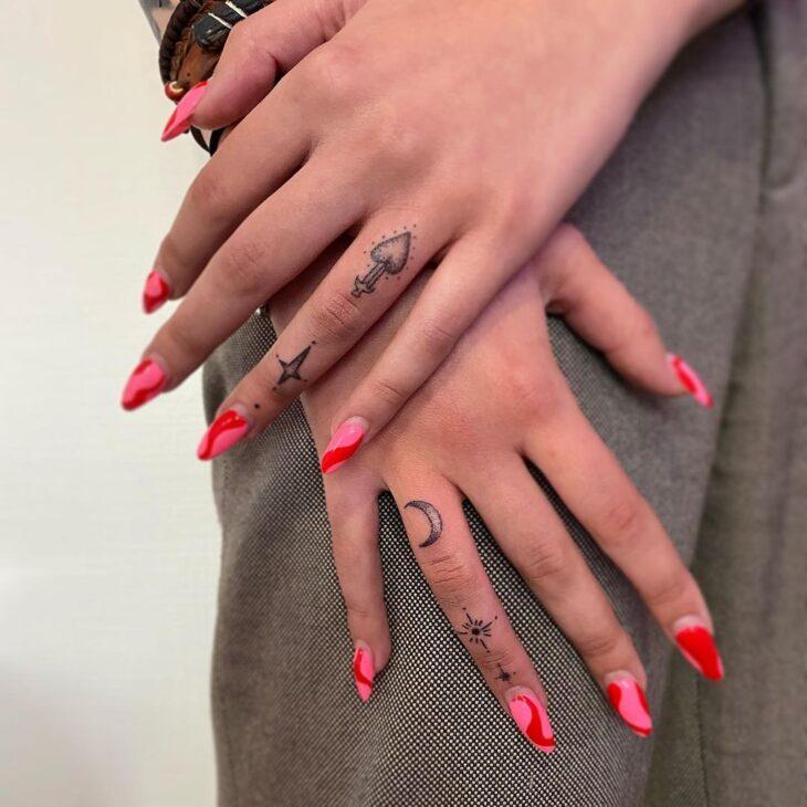 tatuagem no dedo 33
