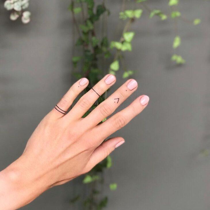 tatuagem no dedo 40