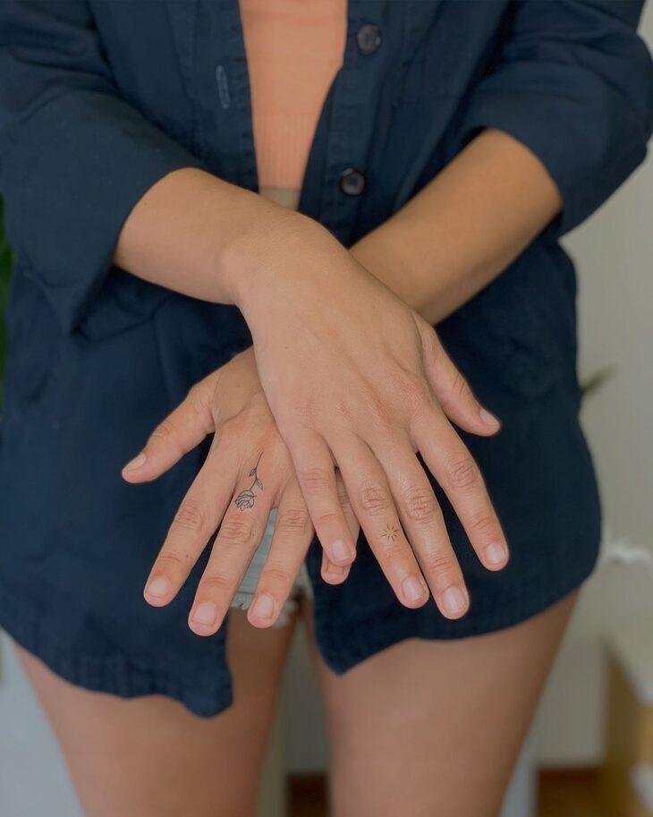 tatuagem no dedo 42