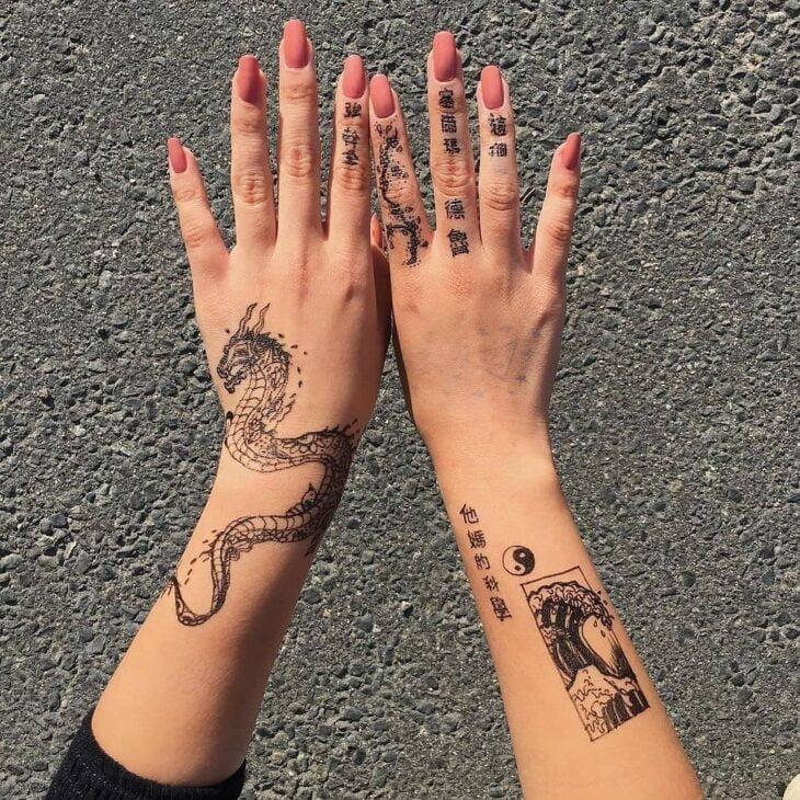 tatuagem no dedo 58