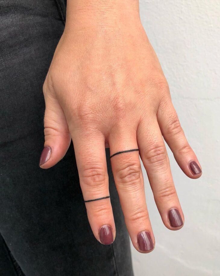 tatuagem no dedo 59