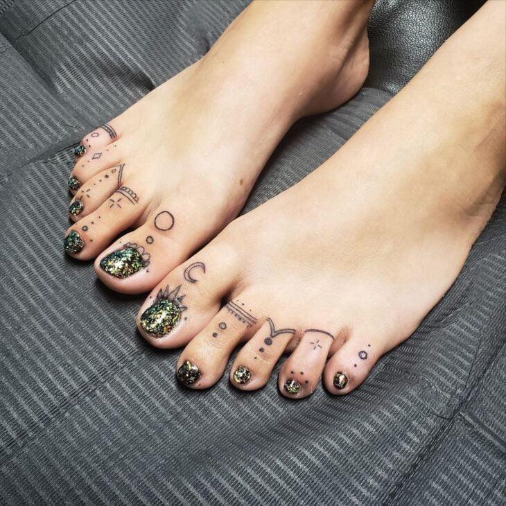 tatuagem no dedo 64