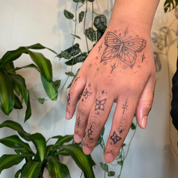 tatuagem no dedo 65