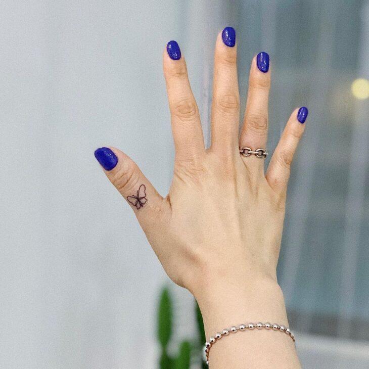 tatuagem no dedo 12