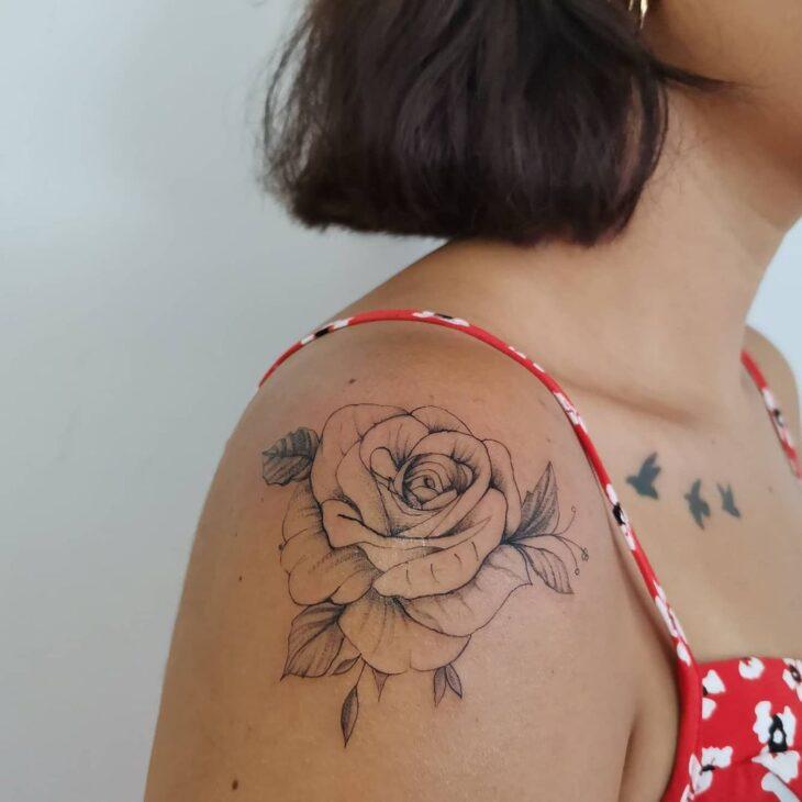 tatuagem no ombro 96