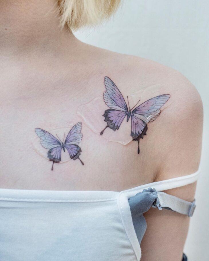 tatuagem no ombro 100
