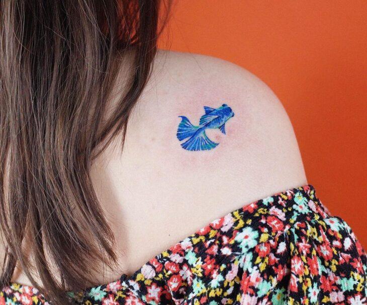 tatuagem no ombro 14