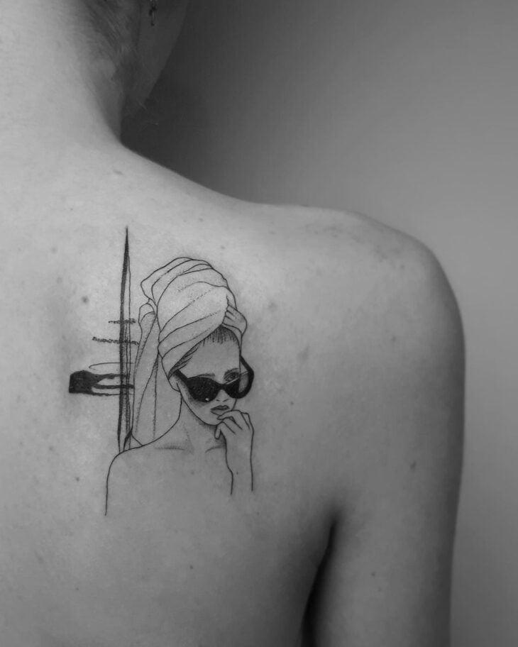 tatuagem no ombro 18