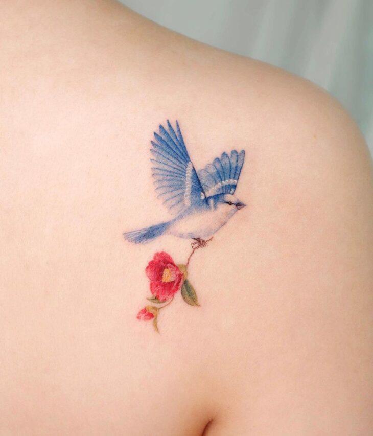 tatuagem no ombro 2
