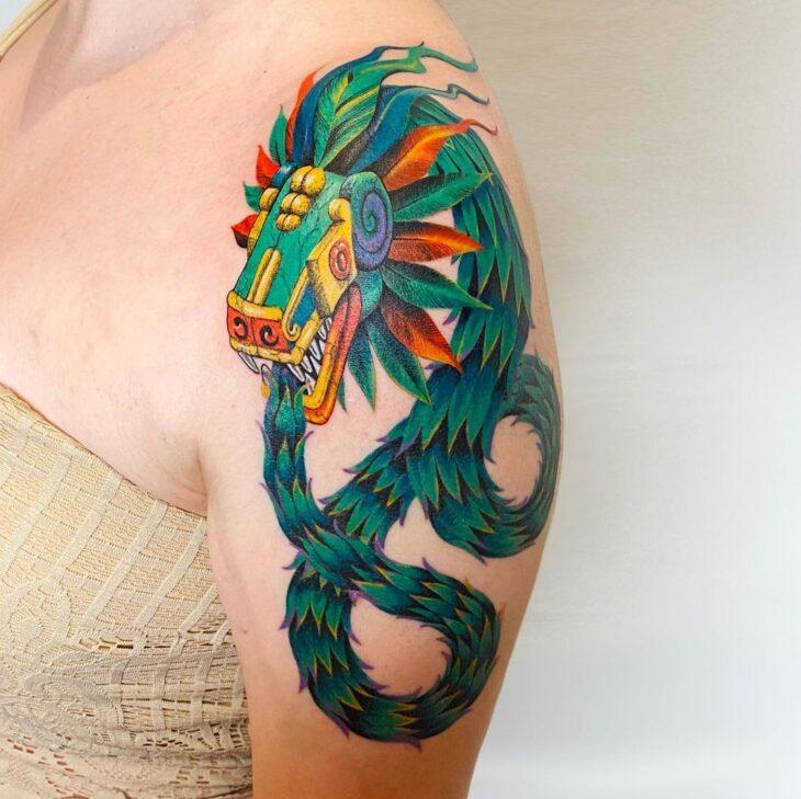 tatuagem no ombro 20
