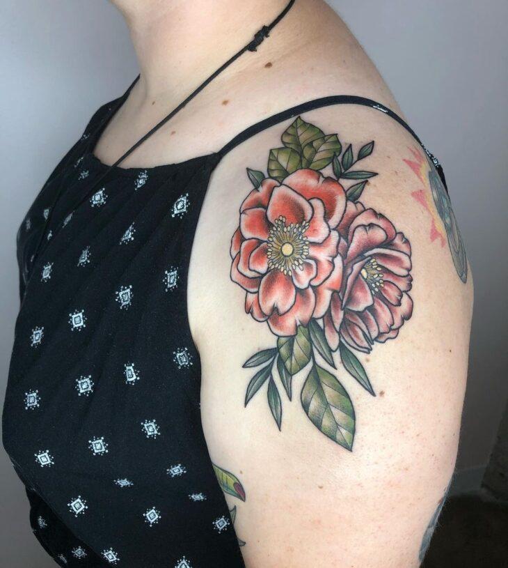 tatuagem no ombro 21