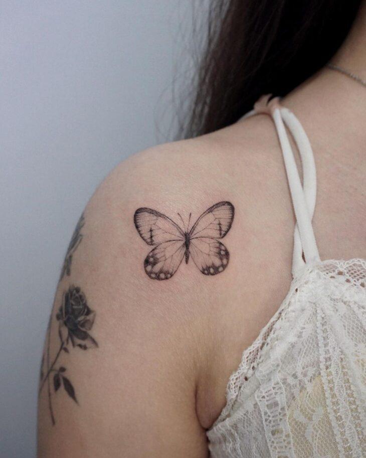 tatuagem no ombro 36