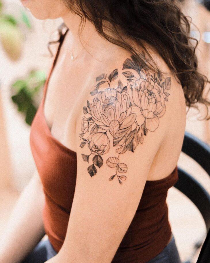 tatuagem no ombro 42
