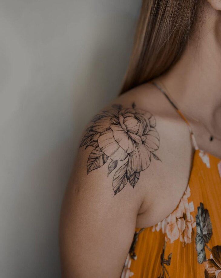 tatuagem no ombro 47