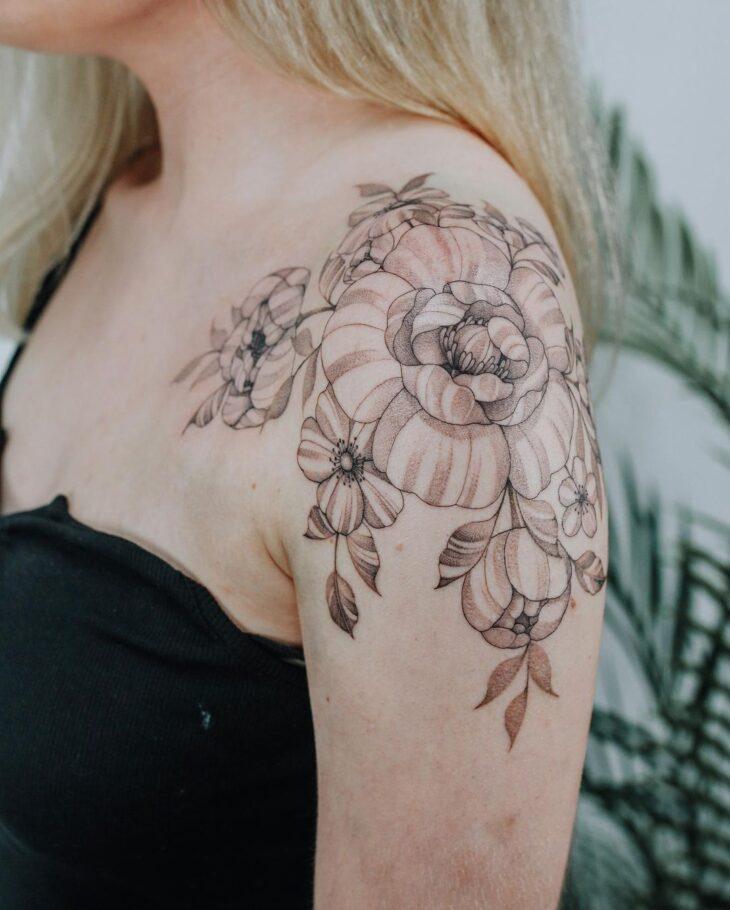 tatuagem no ombro 50