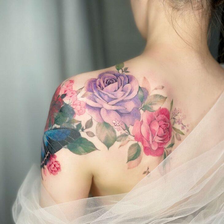 tatuagem no ombro 53