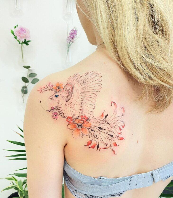 tatuagem no ombro 55