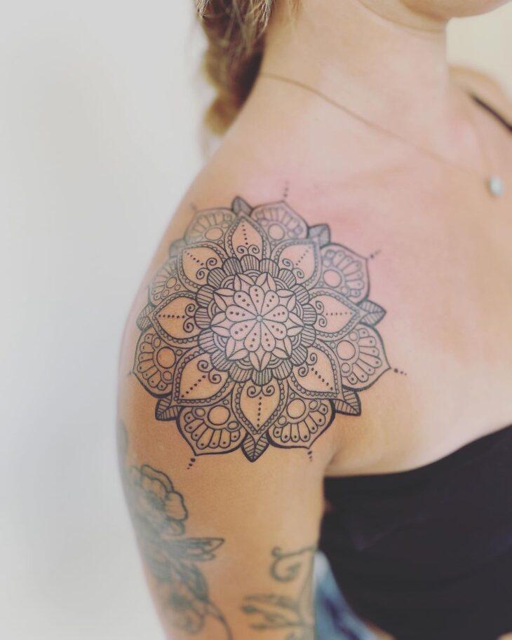 tatuagem no ombro 72