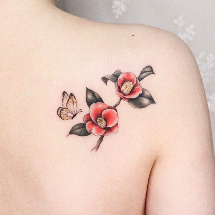 tatuagem no ombro 83
