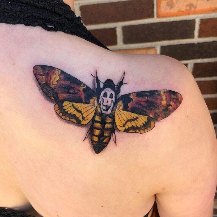 tatuagem no ombro 84