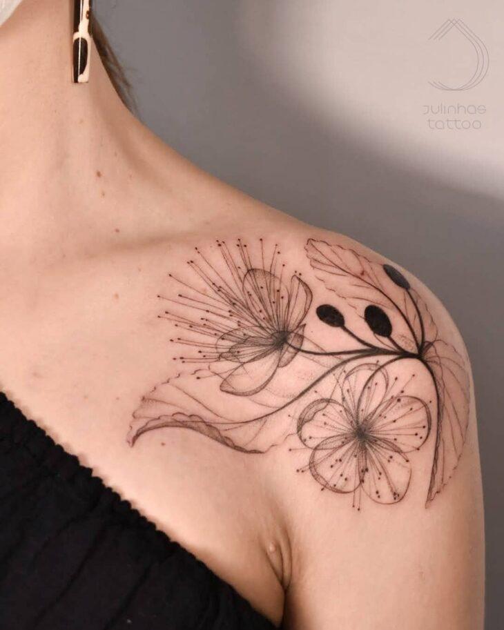 tatuagem no ombro 94