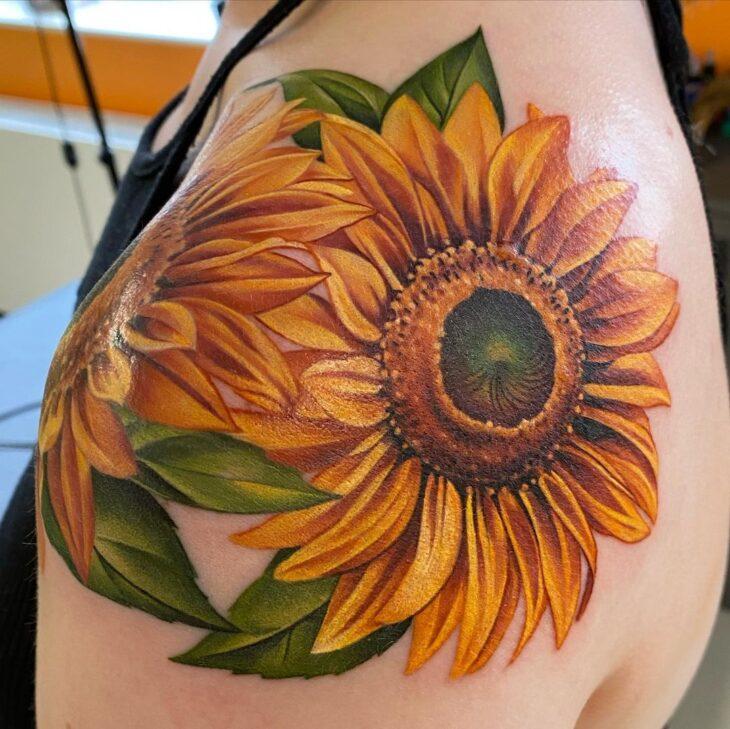 tatuagem no ombro 95