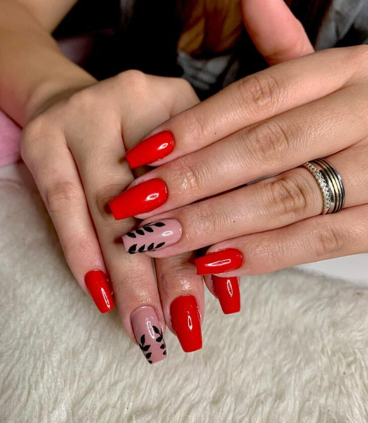 esmalte vermelho 4