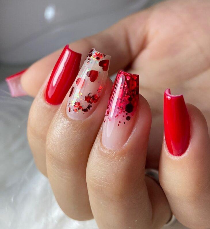 esmalte vermelho 15