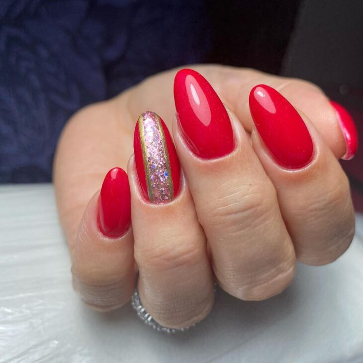 esmalte vermelho 27