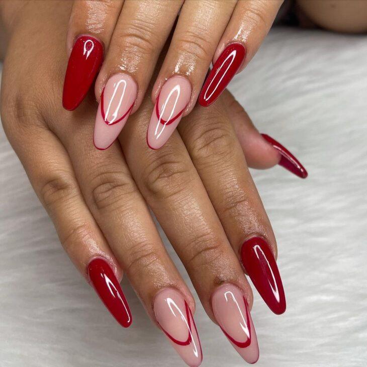 esmalte vermelho 7