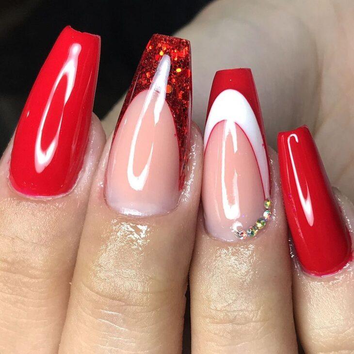esmalte vermelho 43