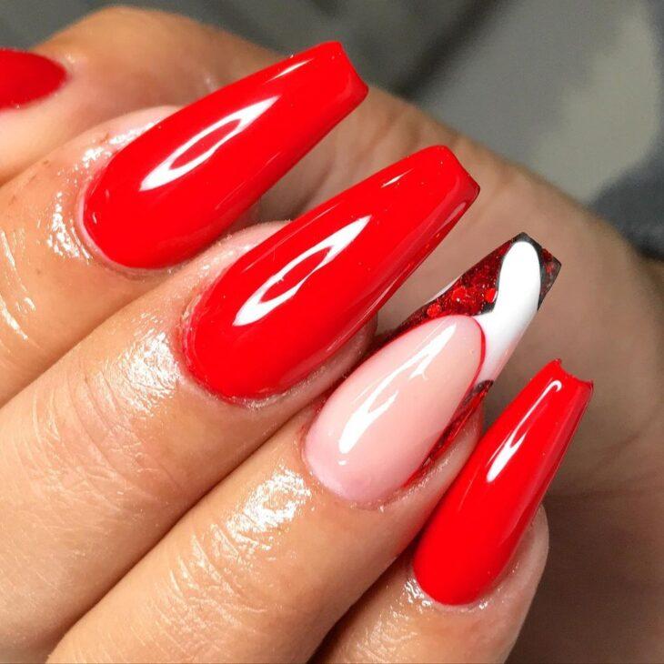 esmalte vermelho 51
